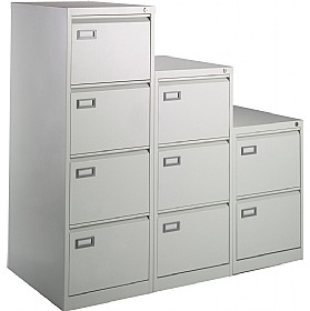 Executive Steel Filing Cabinets £160 - Filing Cabinets