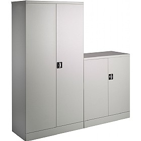 Contract Steel Cupboards £182 - Office Cupboards