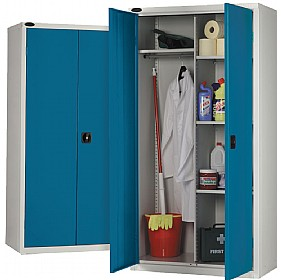 Janitor Commercial Cupboards £297 - Office Cupboards