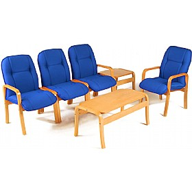 Palma Reception Seating £145 - Reception Furniture
