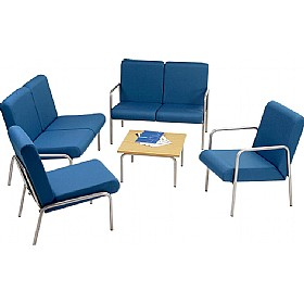 Relax Reception Chairs £121 - Reception Furniture