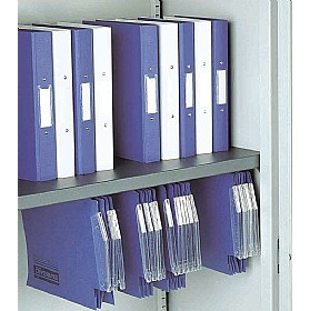 Silverline Shelf With Suspended Lateral Filing £32 - Office Cupboards