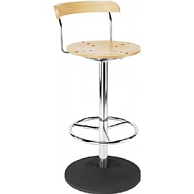 Bistro Hocker Cafe High Chair £137 - Bistro Furniture