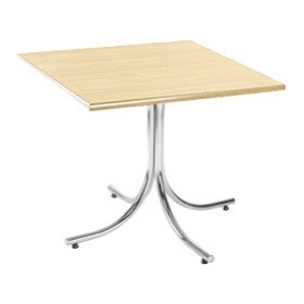 NEXT DAY Rozana Square Cafe Table £124 - Bistro Furniture