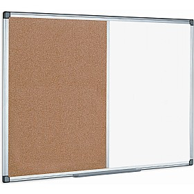 Bi-Office Cork / Whiteboard Combi Boards £37 - Display/Presentation