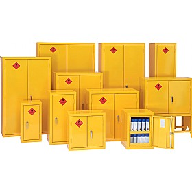 Flammable Storage Cupboards £167 - Office Cupboards