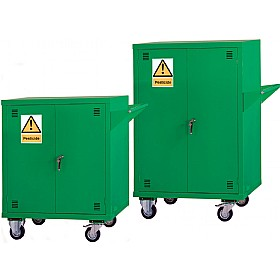 Mobile Agrochemical & Pesticide Storage Cupboards £557 - Office Cupboards