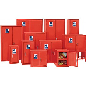 PPE Storage Cupboards £176 - Office Cupboards