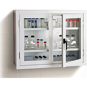 Viewcab Visible Storage Wall Mounted Cupboard - 88 Series £422 - Office Cupboards