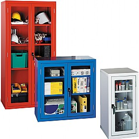 Viewcab Visible Storage Cupboards - 88 Series £370 - Office Cupboards