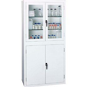 Viewcab Combination Cupboard - 88 Series £768 - Office Cupboards