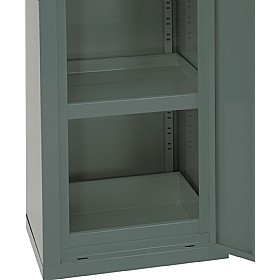 Extra Shelf (For Flammable Storage Cupboards - Grey) £20 - Office Cupboards