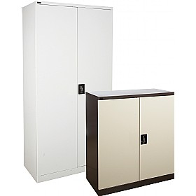 Xtra Value Double Door Cupboards £140 - Office Cupboards