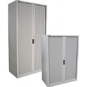 Xtra Value Tambour Door Cupboards Contract Office Cupboards