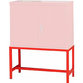 Support Stands (For PPE Storage Cupboards) £52 - Office Cupboards