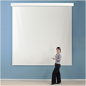 Electrically Operated Large Projector Screens £1007 - Display/Presentation