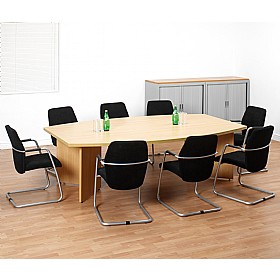 Economy Radial Boardroom Tables