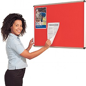 Shield® Felt Noticeboards £49 - Display/Presentation
