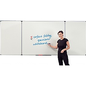 Write-On 5 Spacesaver Whiteboards £157 - Display/Presentation