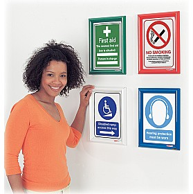 Shield Poster Frames £48 - Display/Presentation