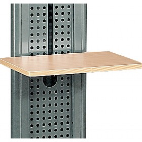 Height Adjustable Shelf For LCD and Plasma Stands £0 - Display/Presentation