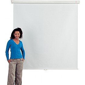 Eyeline Basic Wall Mounted Projection Screens