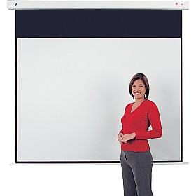 Rollfix Heavy Duty Electric Cinema Projector Screens