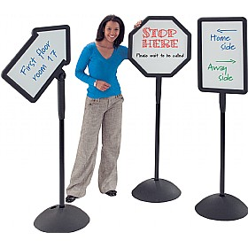 Freestanding Whiteboard Signs £113 - Display/Presentation
