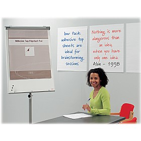 Adhesive Top Easel Pad £37 - Display/Presentation
