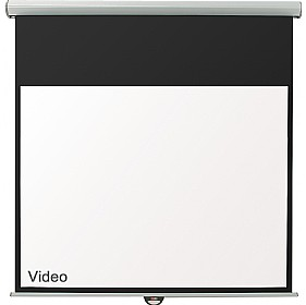 Eyeline® Manually Operated Cinema Projector Screens £142 - Display/Presentation