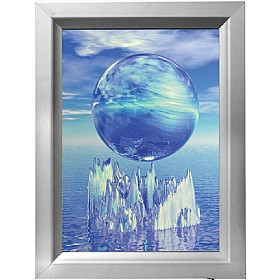 Snaplight Illuminated Poster Frame £159 - Display/Presentation