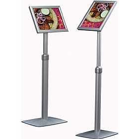 Busygrip® Height Adjustable Information Stands £126 - Display/Presentation