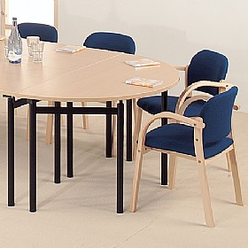 Easyfold® Semi-Circular Tables £260 - Folding Tables
