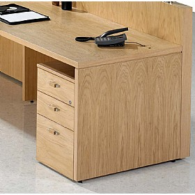 Fulcrum Professional Veneer Under Desk Pedestals £0 -