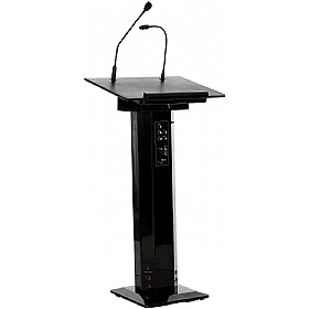Sahara Lectern With Audio and Microphone £509 - Display/Presentation
