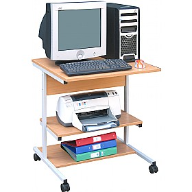Contract Mobile Computer Desks £97 - Computer Desks