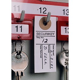 Sign Out Tabs £0 - Burglary / Fire Safes