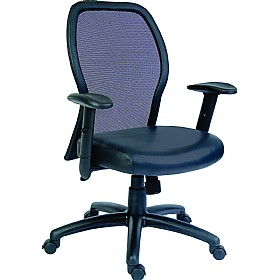 Mistral Mesh Back Office Chairs £151 - Office Chairs