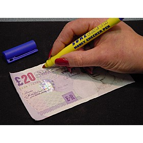 Fake Banknote Detector Pen £9 - Burglary / Fire Safes