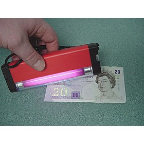 Hand Held UV Scanner £21 - Burglary / Fire Safes