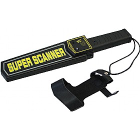 Personal Metal Detector £0 - Burglary / Fire Safes