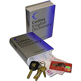 Decoy Safes - Collins English Dictionary £18 - Burglary / Fire Safes
