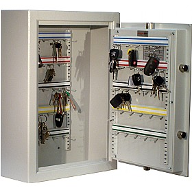 Securikey High Security Deep Key Cabinets £0 - Burglary / Fire Safes
