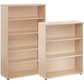 NEXT DAY Wooden Bookcases £293 - Next Day Office Furniture