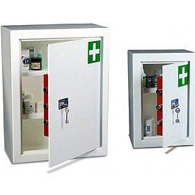 Burton Controlled Drugs Cabinets £458 - Burglary / Fire Safes