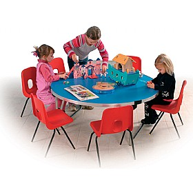 Gopak™ 4ft Round Folding Tables £0 - Folding Tables