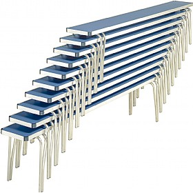 Gopak™ Contour Stacking Benches £52 - Folding Tables