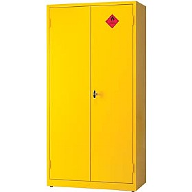 Special Offer - Best Selling Flammable Liquid Cupboard £347 - Office Cupboards