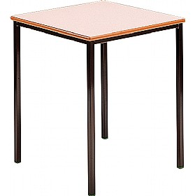 Fully Welded Square Table £33 - Education Furniture