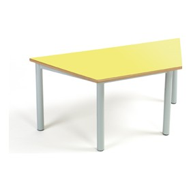Chunky Trapezoidal Nursery Tables £74 - Education Furniture